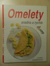 náhled knihy - Omelety snadno a rychle