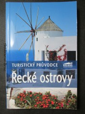 náhled knihy - Řecké ostrovy - Turistický průvodce