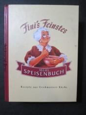 náhled knihy - Fini´s Feinstes. Rezepte aus Grossmutters Kuche. Mehl Speisenbuch