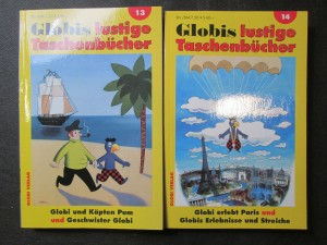 náhled knihy - Globis lustige Taschenbücher 13, 14