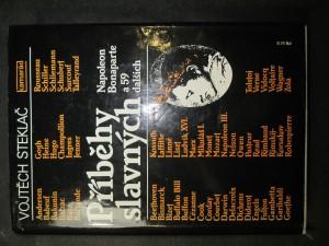 náhled knihy - Příběhy slavných : Napoleon Bonaparte a 59 dalších