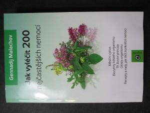 náhled knihy - Jak vyléčit 200 nejčastějších nemocí