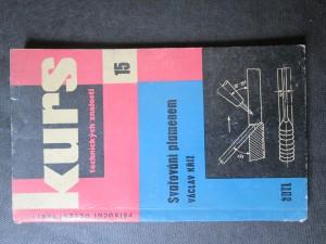 náhled knihy - Kurs technických znalostí. Svařování plamenem 15