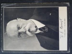 náhled knihy - Pan prezident - osvoboditel Prof. Dr. T.G. Masaryk (7. 3. 1850 - 14. 9. 1937)