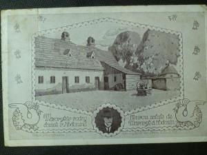 náhled knihy - R. Livora: Masarykův rodný domek v Hodoníně