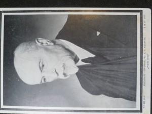náhled knihy - Prezident - osvoboditel T. G. Masaryk (7. 3. 1850 - 14. 9. 1937)