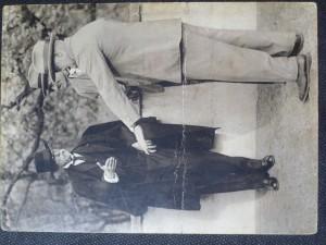 náhled knihy - Osvoboditel T.G.M. s Karlem Hellerem v Tyršově domě v květnu 1929