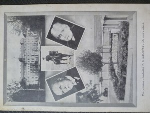 náhled knihy - Hrob presidenta - Osvoboditel T.G. Masaryka a jeho choti v Lánech