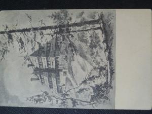 náhled knihy - Hory Orlické. Chata Masarykova 1010 m n. m., na Šerlichu, p. Sedloňov