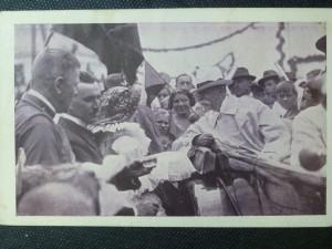 náhled knihy - K uctění památky 80. narozenin p. presidenta T. G. Masaryka