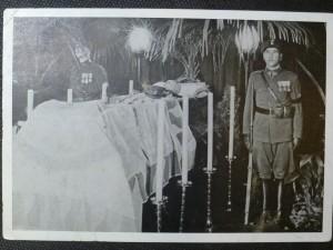 náhled knihy - Katafalk s presidentem - Osvoboditelem T. G. Masarykem v Láneckém zámku