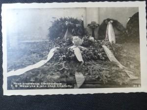 náhled knihy - Hrob presidenta Osvoboditele T.G. Masaryka, jeho choti Charlotty