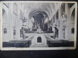 náhled knihy - Stará Boleslav - vnitřek chrámu sv. Václava