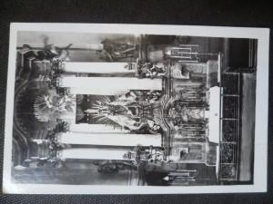 náhled knihy - Křtiny u Brna. Hlavní oltář v poutním chrámu