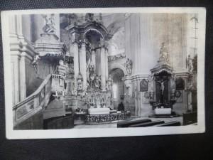 náhled knihy - Křtiny - Hlavní oltář