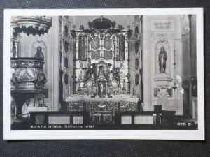 náhled knihy - Svatá Hora: Stříbrný oltář