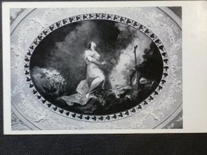 náhled knihy - Nástropní obraz Brandlův IV. na Skalce U Mníšků