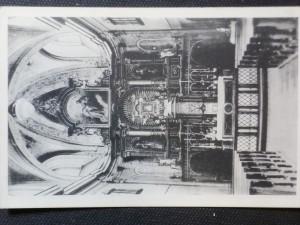 náhled knihy - Hlavní oltář v chrámu Panny Marie na Hoře Matky Boží u Králík