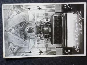 náhled knihy - Oltář P. M. Karmelské v Kost. Vydří