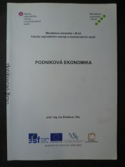 náhled knihy - Podniková ekonomika