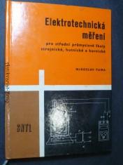 náhled knihy - Elektrotechnické měření