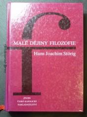 náhled knihy - Malé dějiny filosofie