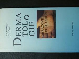 náhled knihy - Dermatologie - obrazové repetitorium