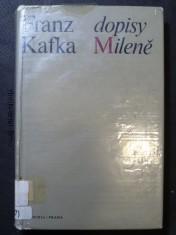 náhled knihy - Dopisy Mileně