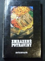 náhled knihy - Zmrazené potraviny (v průmyslu a domácnosti)