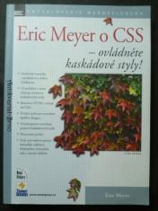 náhled knihy - Eric Meyer o CSS – ovládněte kaskádové styly