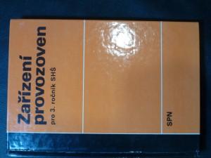 náhled knihy - Zařízení provozoven pro 3. ročník SHŠ