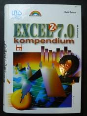 náhled knihy - Excel 7.0.  2 díl -  kompendium