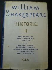 náhled knihy - Historie II. (básně)