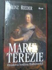 náhled knihy - Marie Terezie - Osudová hodina Habsburků