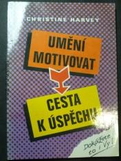 náhled knihy - Umění motivovat - Cesta k úspěchu