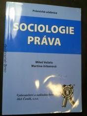 náhled knihy - Sociologie práva