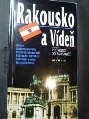 náhled knihy - Rakousko a Vídeň. Průvodce do zahraničí