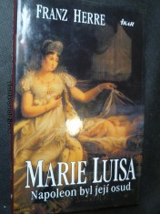 náhled knihy - Marie Luisa: Napoleon byl její osud