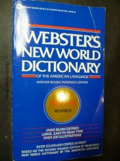 náhled knihy - Slovník Webster´s New World Dictionary of American English