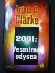 náhled knihy - 2001: Vesmírná odysea