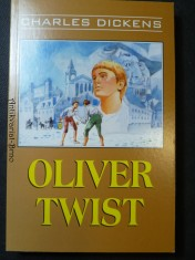 náhled knihy - Oliver Twist
