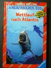 náhled knihy - Die Knickerbocker -  Wettlauf nach Atlantis
