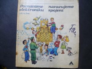 náhled knihy - Poznáváme elektroniku, navazujeme spojení