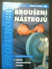 náhled knihy - Broušení nástrojů