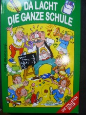 náhled knihy - Da lacht die ganze Schule  - Schülerwitze