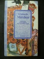 náhled knihy - Grimmsche Märchen