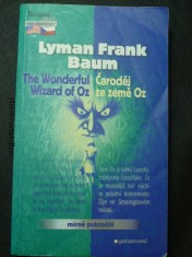 náhled knihy - Čaroděj ze země Oz / The Wonderful Wizard of Oz