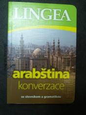 náhled knihy - Arabština konverzace: se slovníkem a gramatikou