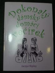 náhled knihy - Dokonalý dámský domácí večírek