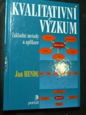 náhled knihy - Kvalitativní výzkum: Základní metody a aplikace